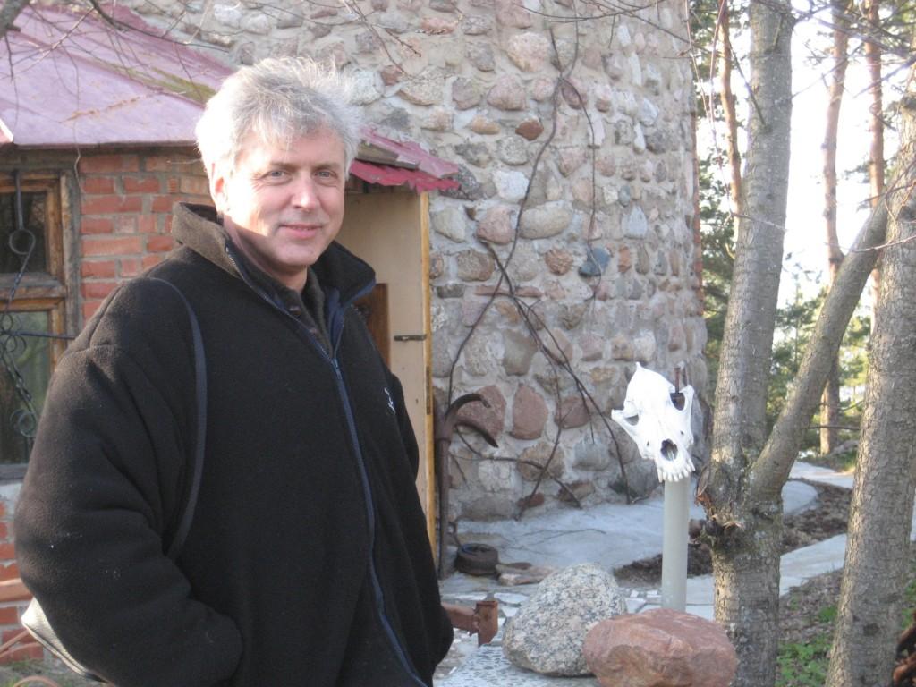 Sergei Shushunov Lebyazhie