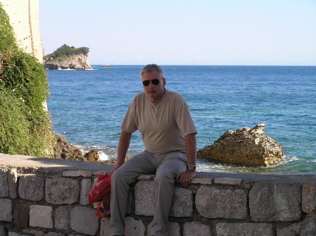 Sergei Shushunov Montenegro