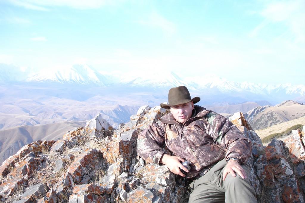 sergei shushunov kyrgyzstan